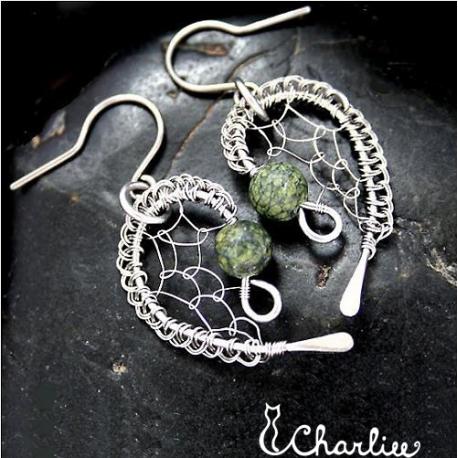 Krajkové - Green lace stone - Serpentinit