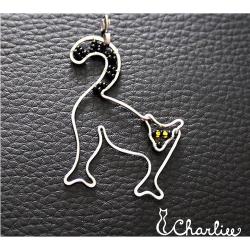 Přívěsek Lemur kata