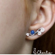 Pecky Mořská víla - Achát modrý