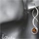 Provlékací spirály (kratší) - Tygří oko