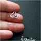 Pecky Minimalismus - Trojúhelník 2