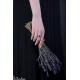 Tepaný prsten Perla