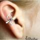 Záušnice - smyčková ozdoba na ucho