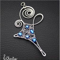 Přívěsek Lapené perly